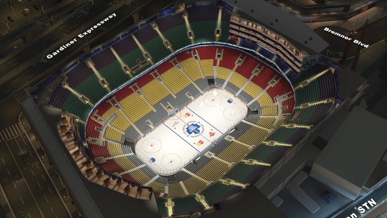 c1b40135572 Toronto Maple Leafs Virtual Venue™ by IOMEDIA